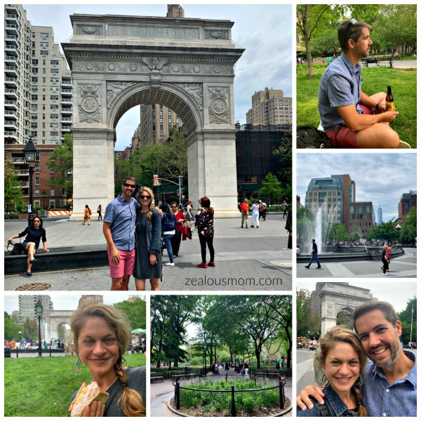 Adulting in NYC @zealousmom.com