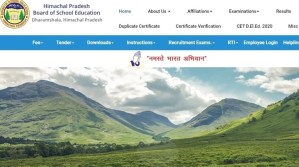HP JBT Admit Card 2020 available now. visit hpbose.org official site