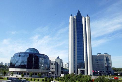 siège social de Gazprom