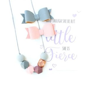 Adeline Silicone Necklace