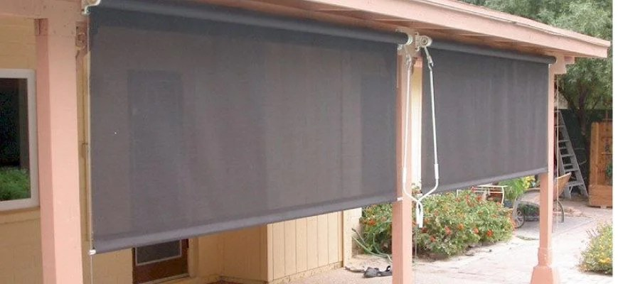 top 5 outdoor shade ideas for an exotic