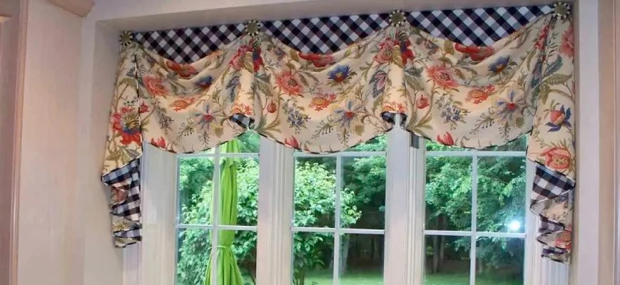 window valance ideas for your window