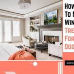How To Measure Window Treatments For French Doors