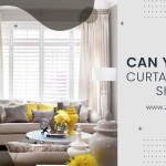 Can You Put Curtains Over Shutters