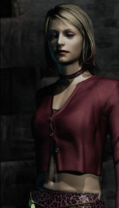 Maria from Silent Hill