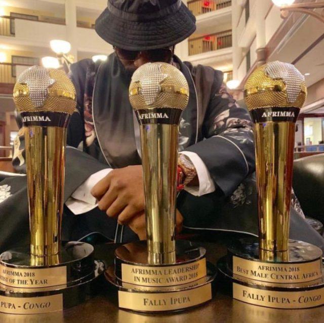 AFRIMMA 2018 Awards Full WINNERS Announced
