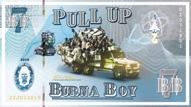 Burna Boy ,Pull Up,