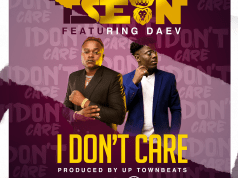 "T Sean Ft. Daev - ""I Dont Care"" [Audio]"