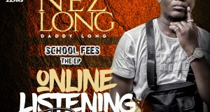 Nez Long Announces Online Listening Party For School Fees The EP