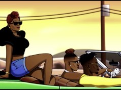"Krizbeatz - ""Pamela"" ft. Mr Eazi , Vanessa Mdee Video & Mp3"