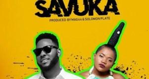 "DOWNLOAD Slapdee ft. Busiswa – ""Savuka"" Mp3"