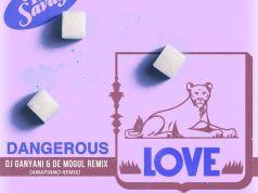 "Tiwa Savage – ""Dangerous Love (Amapiano Remix + De Mthuda Born In Soweto Remix)"""
