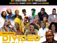 "DOWNLOAD Izrael, Yo Maps, Chef 187, Esther Chungu ft. V/A - ""Divided We Fall"" #StopTribalism Video"