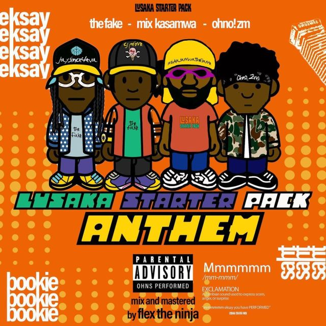 Mix Kasamwa Ft. The Fake X Ohno Zm-LSP ANTHEM 'BOOKIE' Mp3