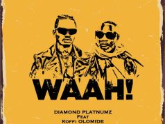 Diamond Platnumz – Waah! Mp3