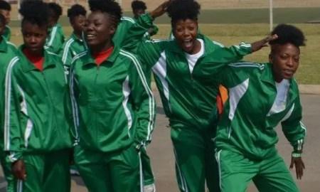 Zambian national handball team team females