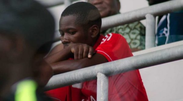 nkana fan dismayed