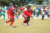 Nkana and Mufulira Wanderers