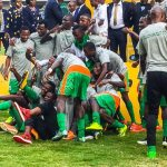 5 times Champions of MTN FAZ super league Zesco United in 2015 at Levy Mwanawasa in Ndola