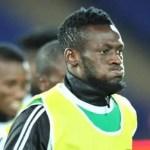 Zambian footballer Augustine Mulenga