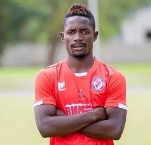 Harrison Chisala Football player at Nkana
