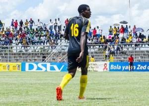 Sydney Kalume - Lusaka Dynamos