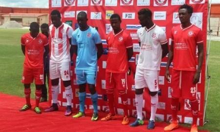 Nkana new players in 2017