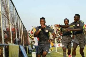Chrispine Mugalu as a top scorer at Lusaka Dynamos