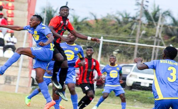 Napsa Stars moved to 5th after enjoying second position