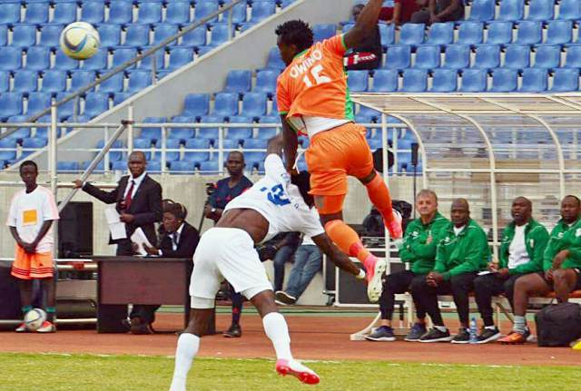 Zesco United in Barclays semi clash