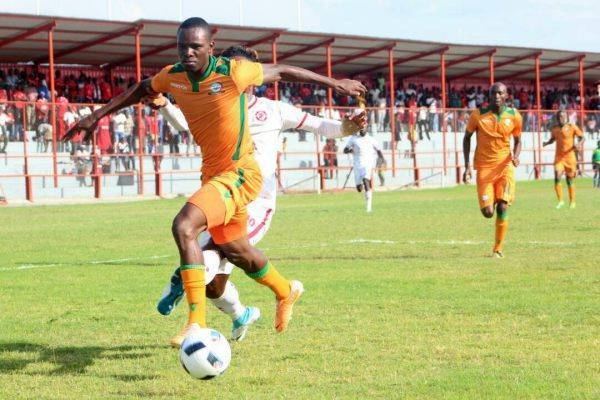 Nkana vs Eagles week 36 during 2017 season