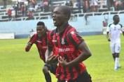 Martin Phiri first goal after joining Zanaco