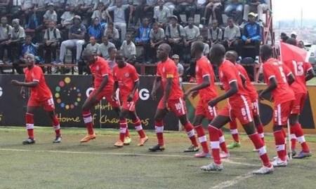 Mamelodi Sundowns Stunned by Young Nkana 1