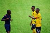Larry Bwalya goal