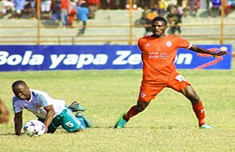 Godfrey Men held Nkana