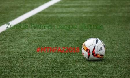 Zambian Premier League Week 37 Brought Forward 5