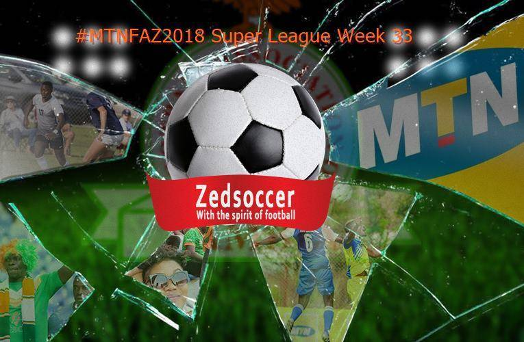 #MTNFAZ2018 Super League Week 33