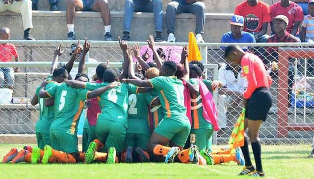 Zambia is not a footballing country says Sven Vandenbroeck 12