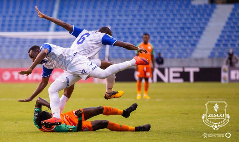 Zesco United vs Al Hilal