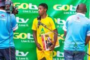 Mpho MATEGKANE - Forest Rangers F.C won man of the match on day one
