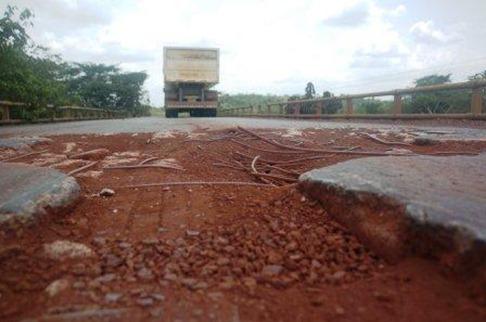 Perigo nas estradas do Pará