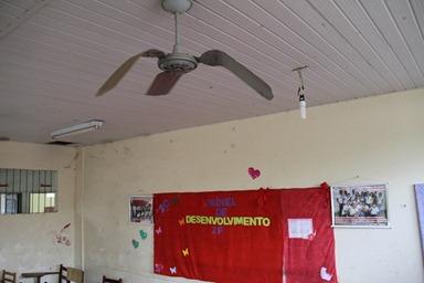 Situação das escolas estaduais em Parauapebas