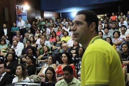 (15317) Marcelo Negrão participa de evento Belém