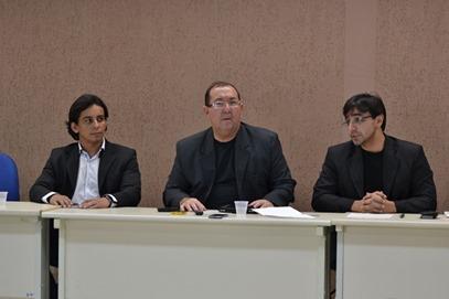Alexandre Mendes, Nelson Medrado e Hélio Rubens
