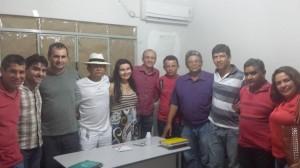 Reunião PT