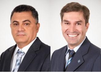 Verador Charles e Pavão