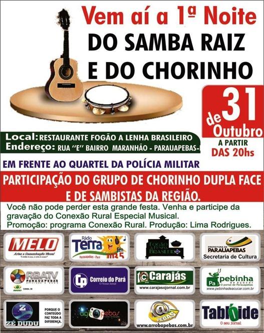 NOITE DO SAMBA