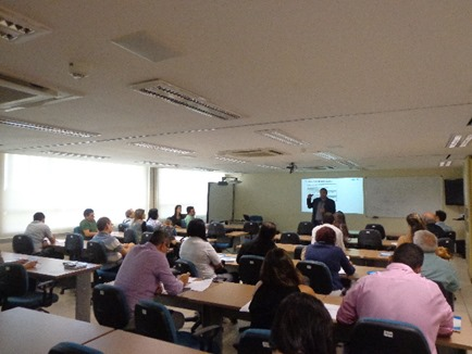 Empresarios de Belem conhecem programa de capacitação Credito - Josiele Soeiro