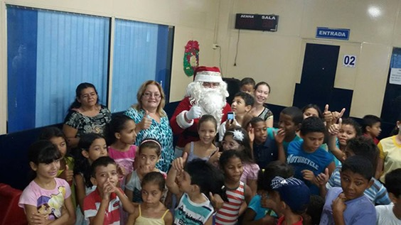Ação Papai Noel