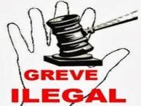 greve ilegal